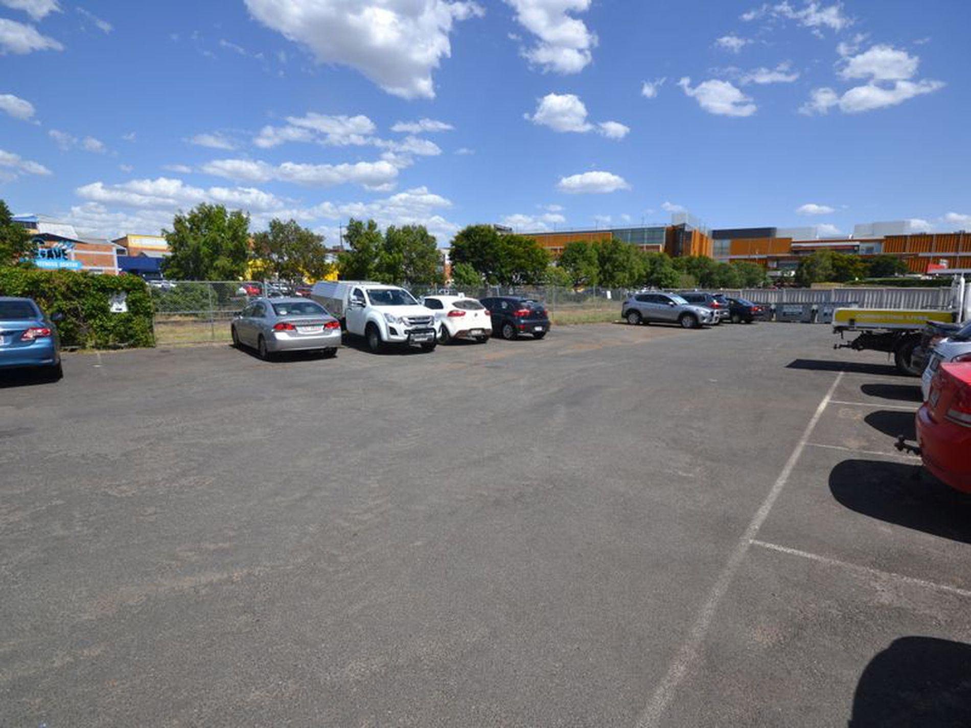Carparks / 2 Station Street, Toowoomba City