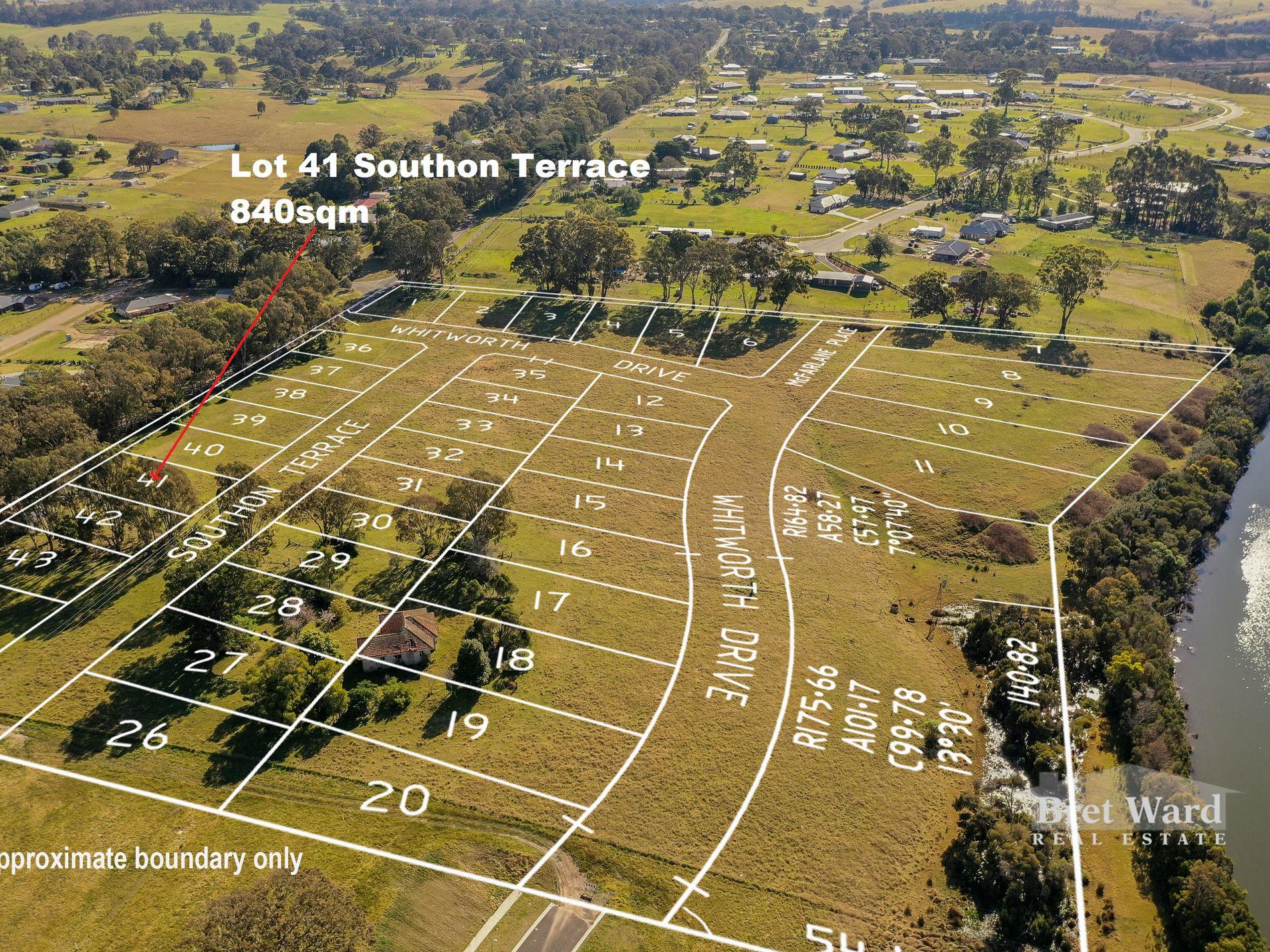 Lot 41 Southon Terrace, Nicholson