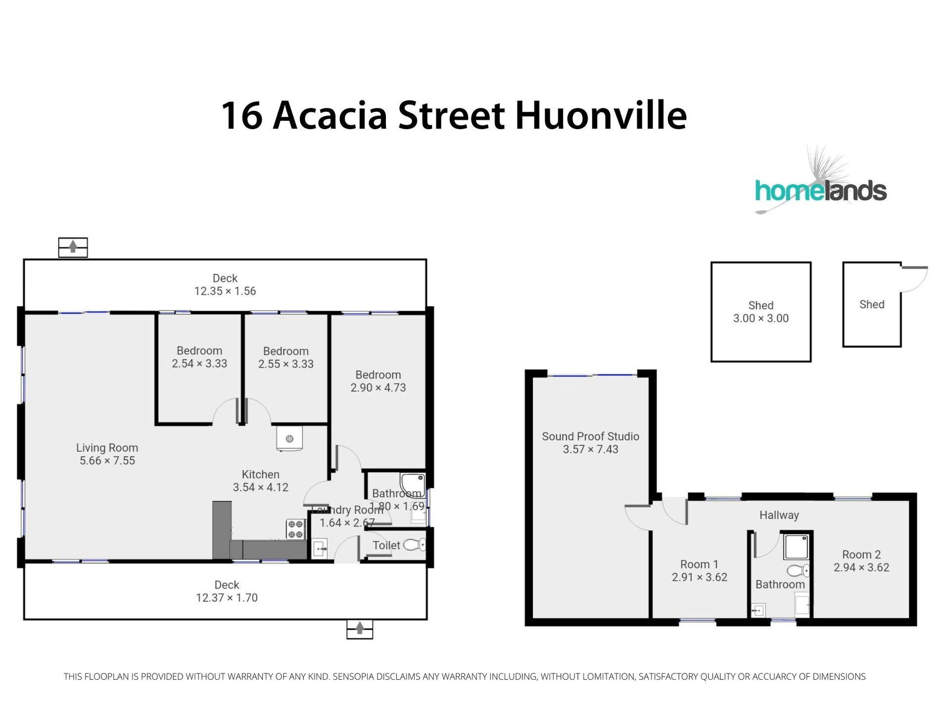 16 Acacia Street, Huonville