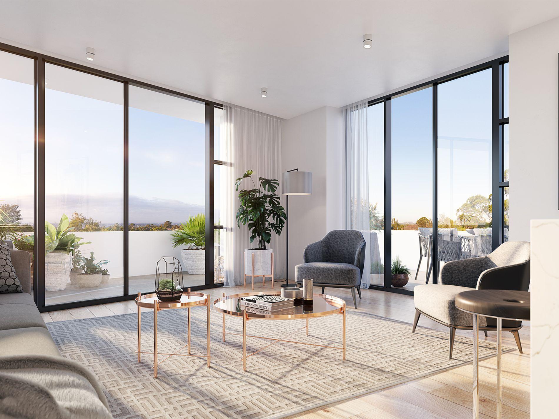 Brand New Designer 1, 2, 3 Bedroom Apartments in Lane Cove