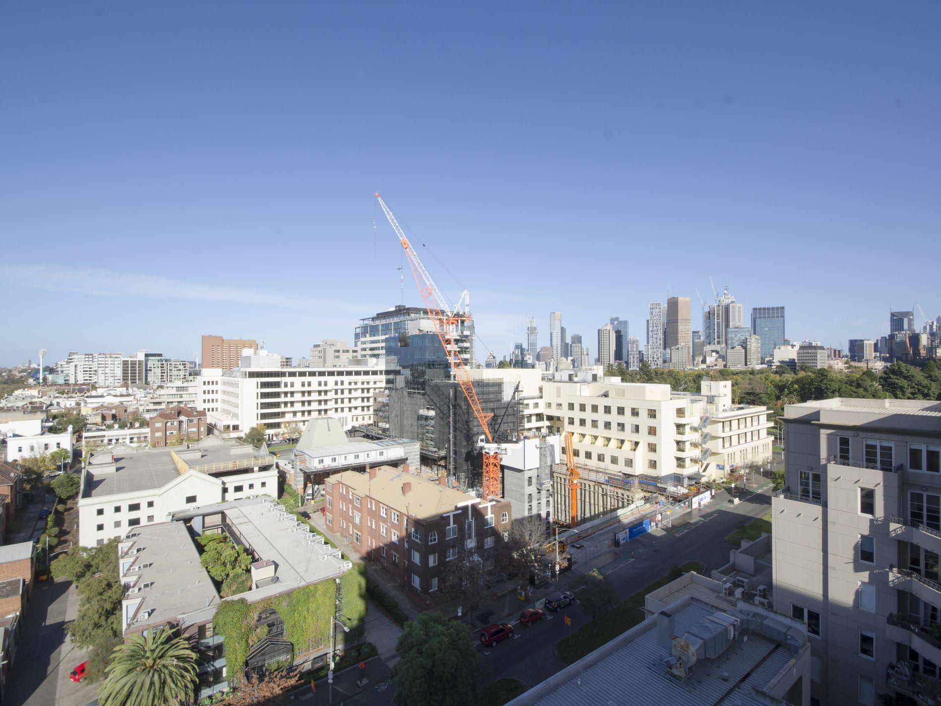 1202 / 162 Albert Street, East Melbourne