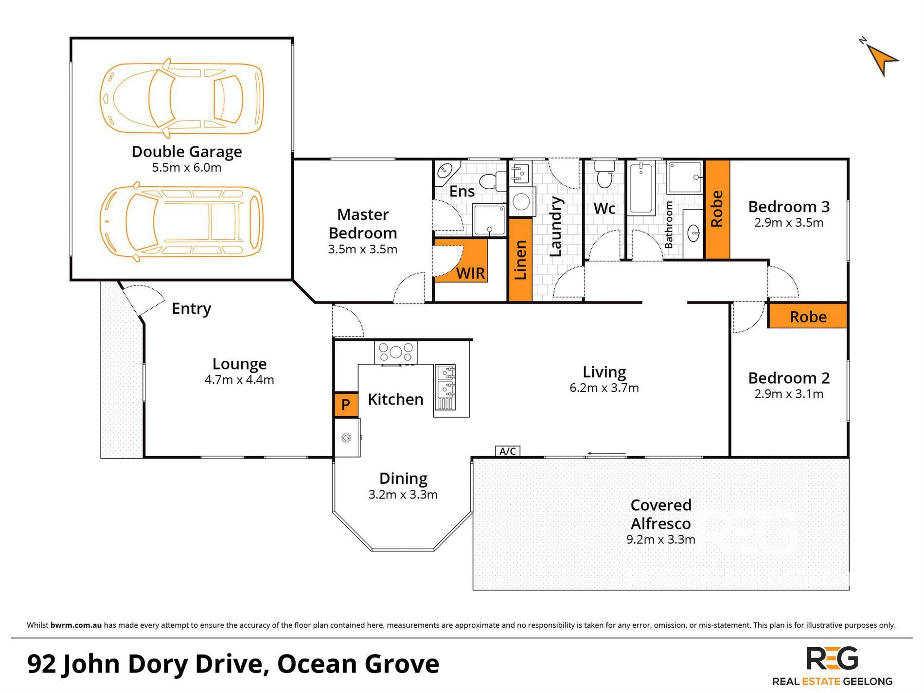 92 JOHN DORY DRIVE, Ocean Grove