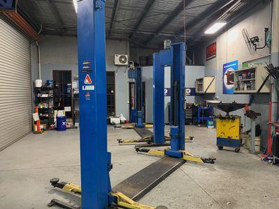 Automotive Service Centre Business for Sale Upwey