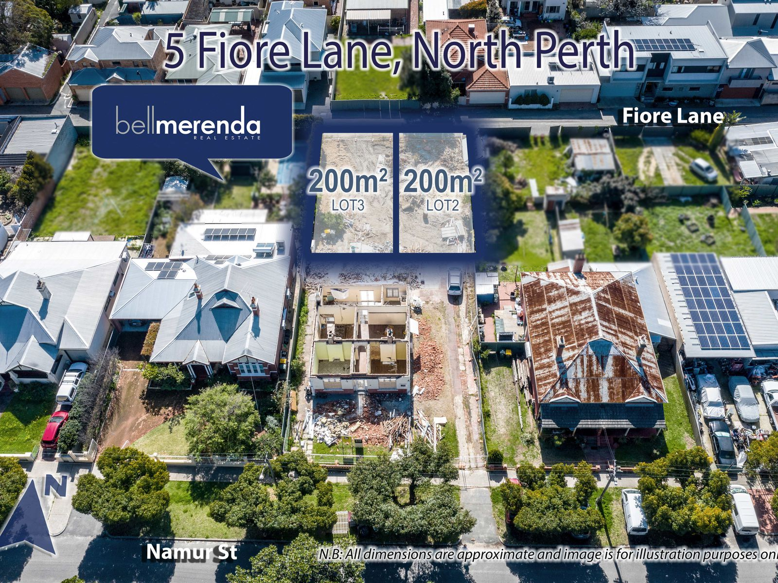 5 (Lot 3) Fiore Lane, North Perth