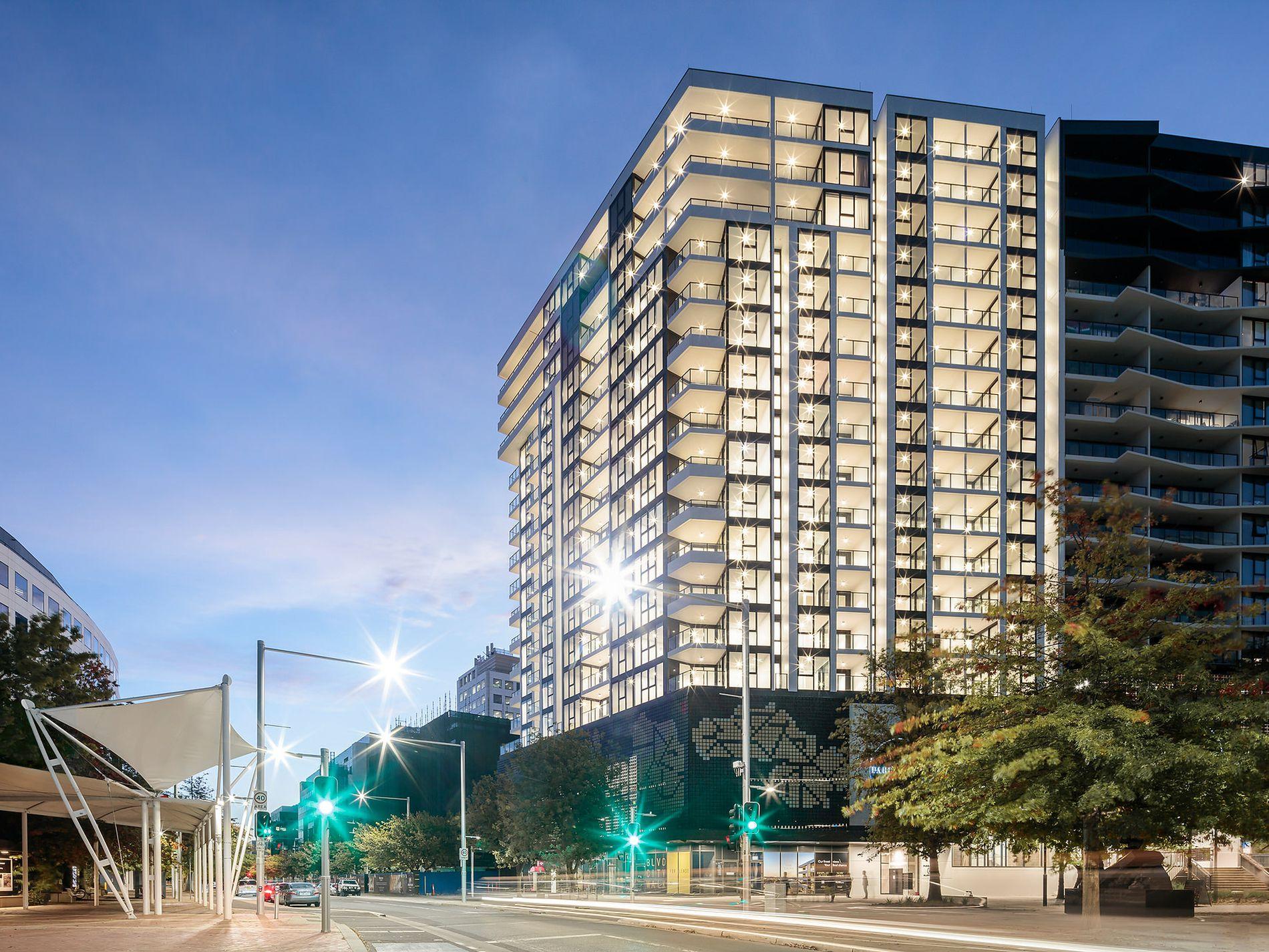 2E / 20 Allara Street, Canberra