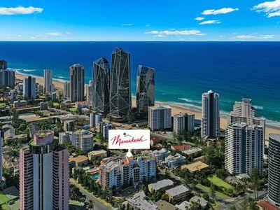 1001 / 9-21 BEACH PARADE, Surfers Paradise