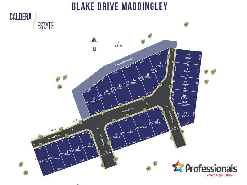 Lot 12, Blake Drive, Maddingley