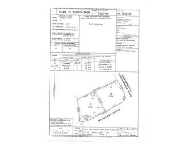Lot 1, Woodland Grove, Waldara