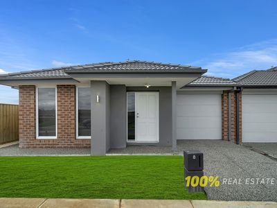 Lot 2030 (8) Houdini Drive, Tarneit