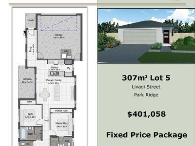 Lot 5, Livadi Street, Park Ridge