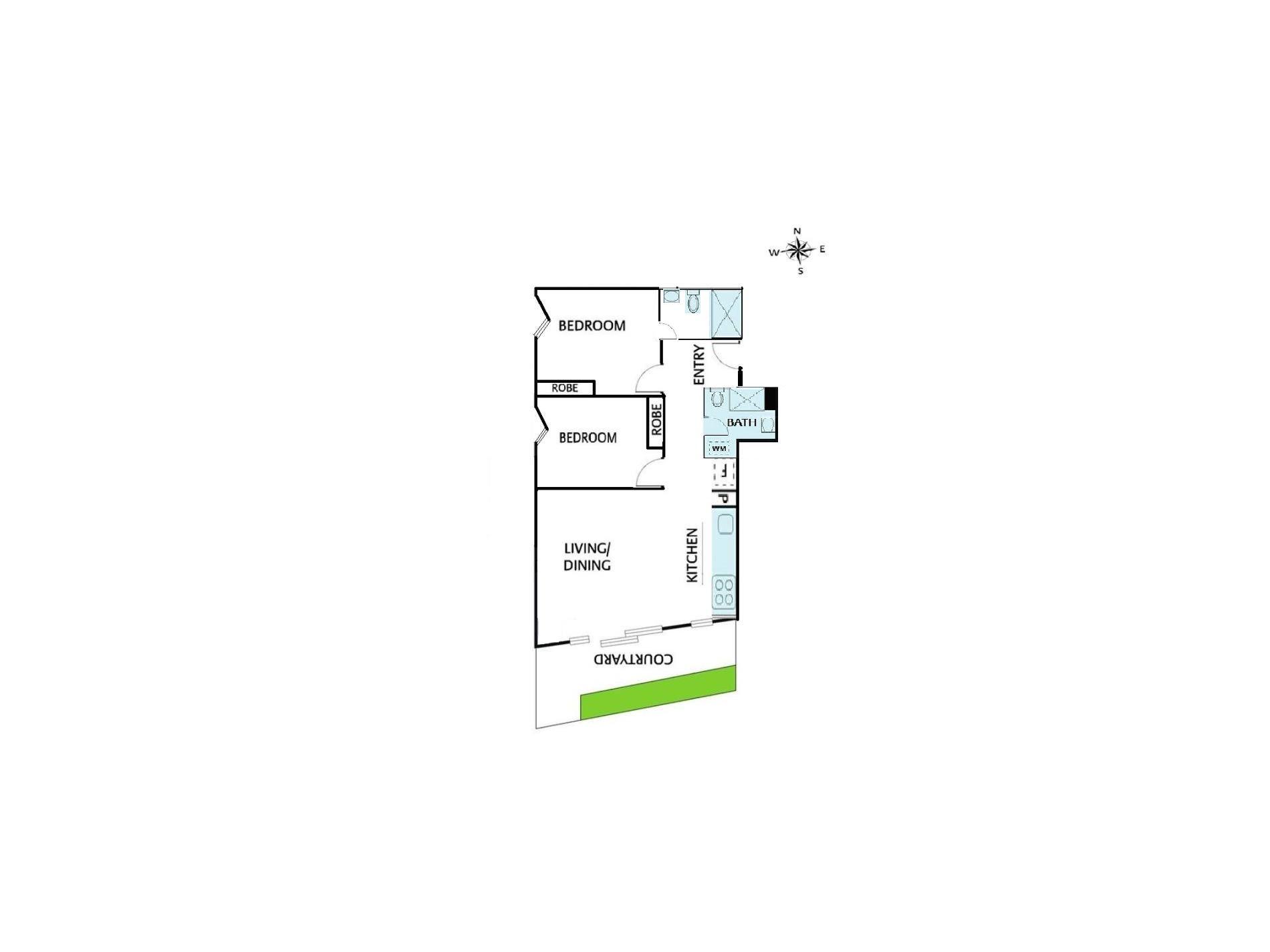 108A / 1 colombo Street , Mitcham