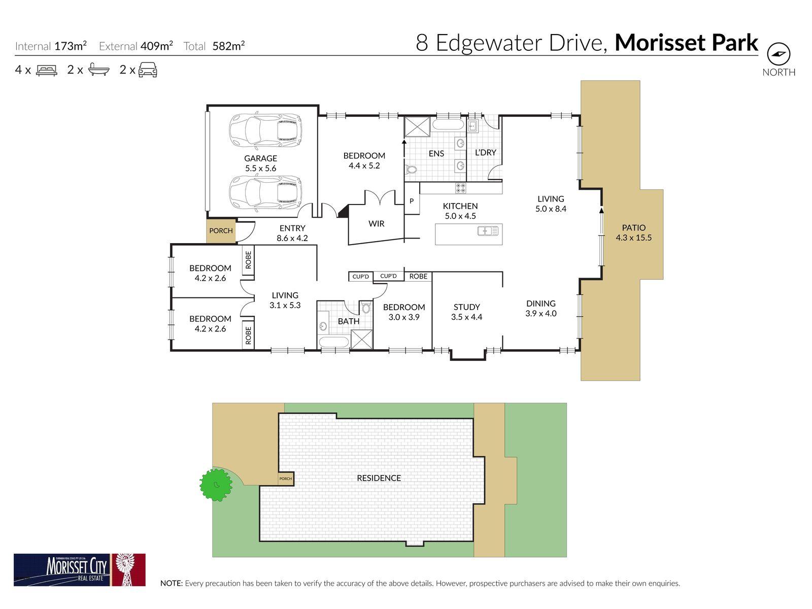 8 Edgewater Drive, Morisset Park