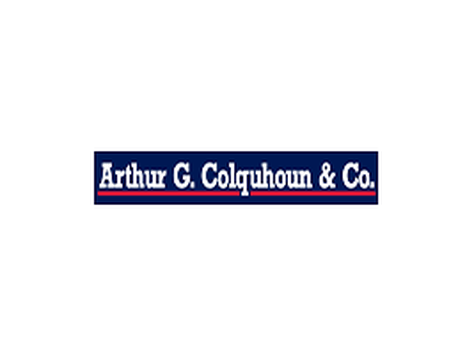 Arthur G. Colquhoun & Co Real Estate - Residential Rent Roll