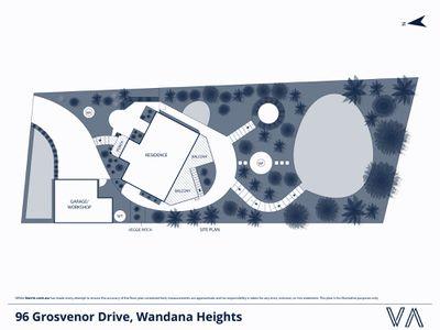 96 Grosvenor Drive, Wandana Heights