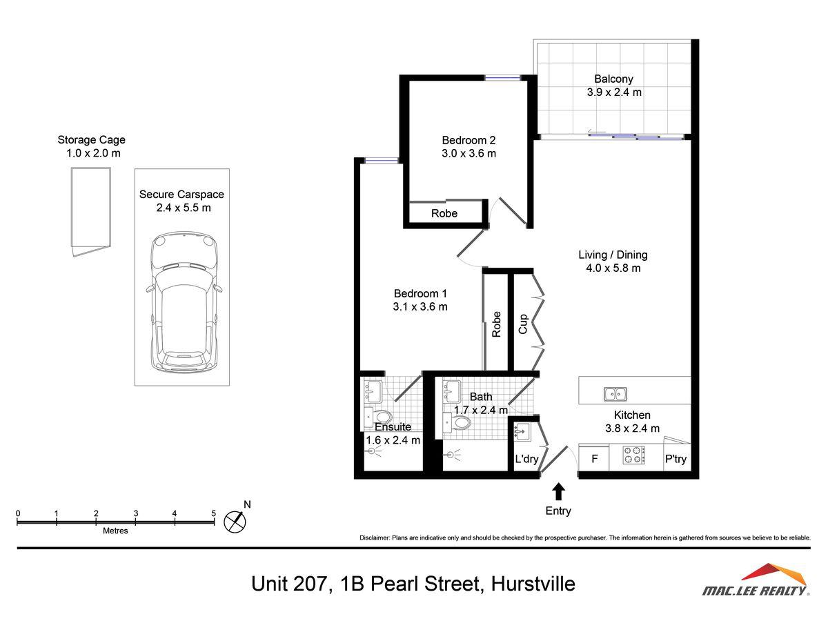 A207 / 1B Pearl Street, Hurstville