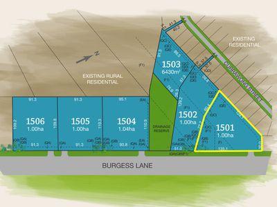 Lot 1501, Burgess Lane, Tamworth