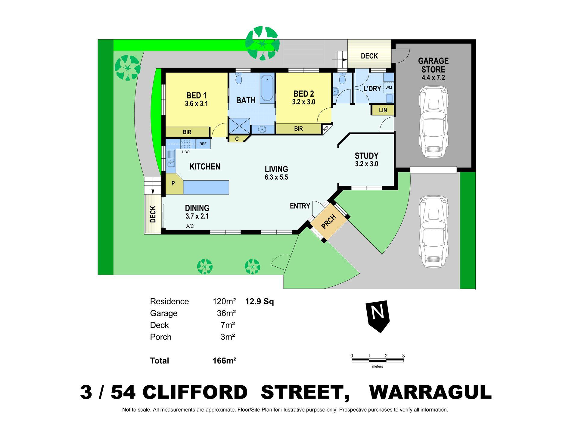 3 / 54 CLIFFORD STREET, Warragul