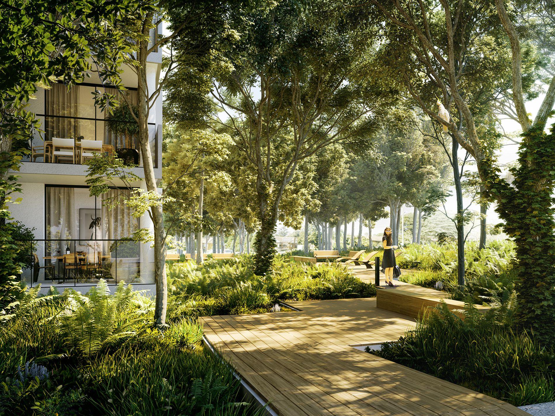 Neue Macquarie Park