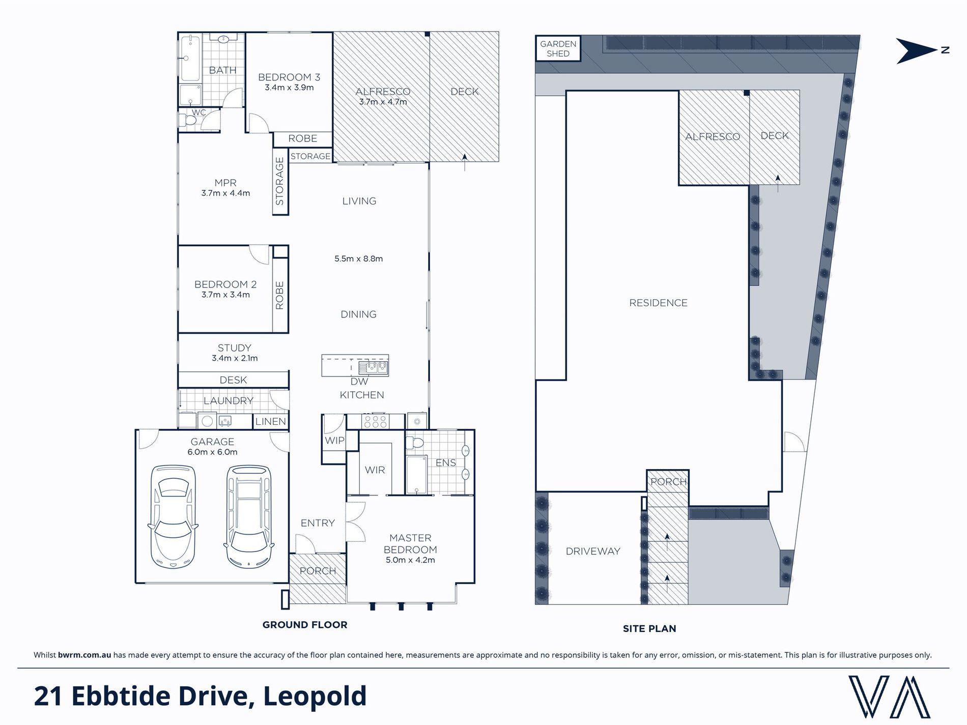 21 Ebbtide Drive, Leopold