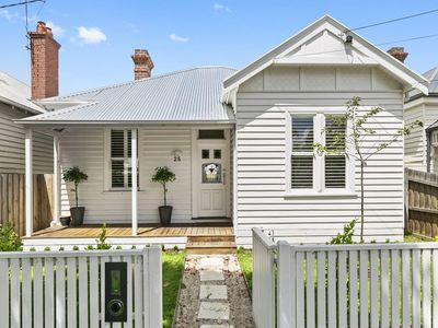 25 Waratah Street, Geelong West