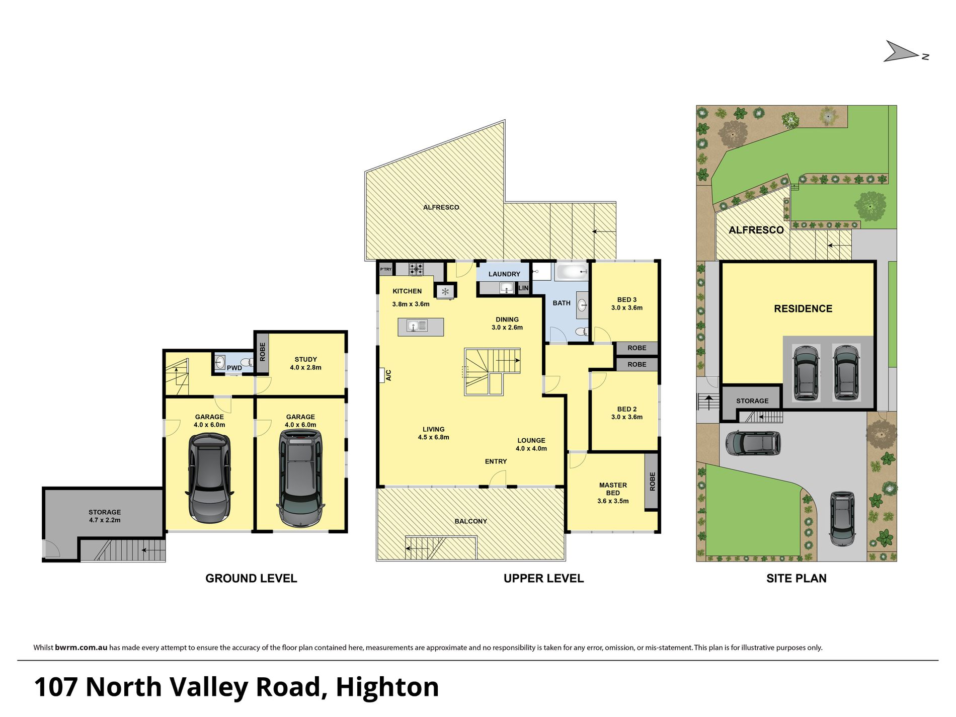 107 North Valley Road, Highton