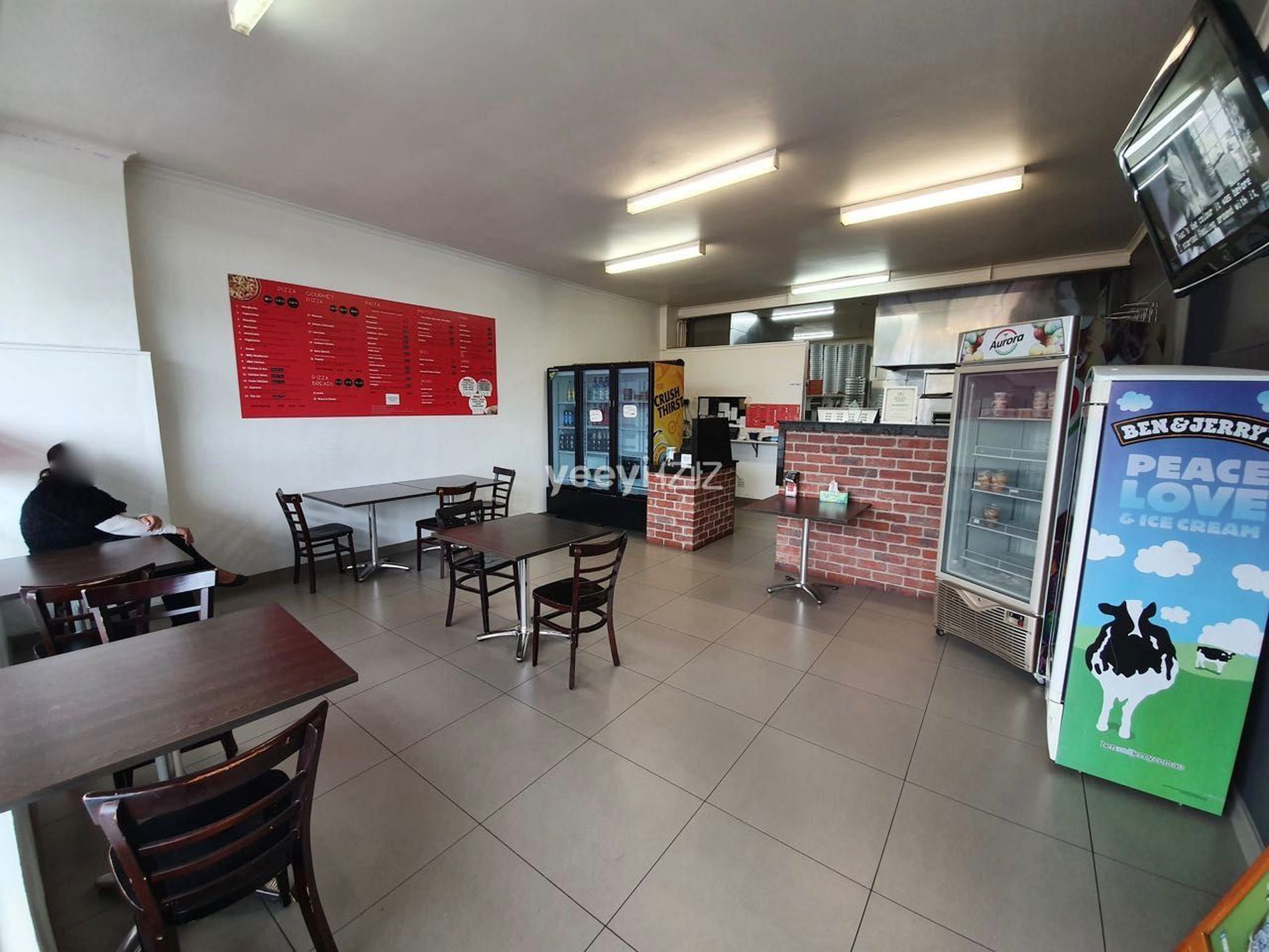 Pizza and Pasta Takeaway business for sale in Seaford