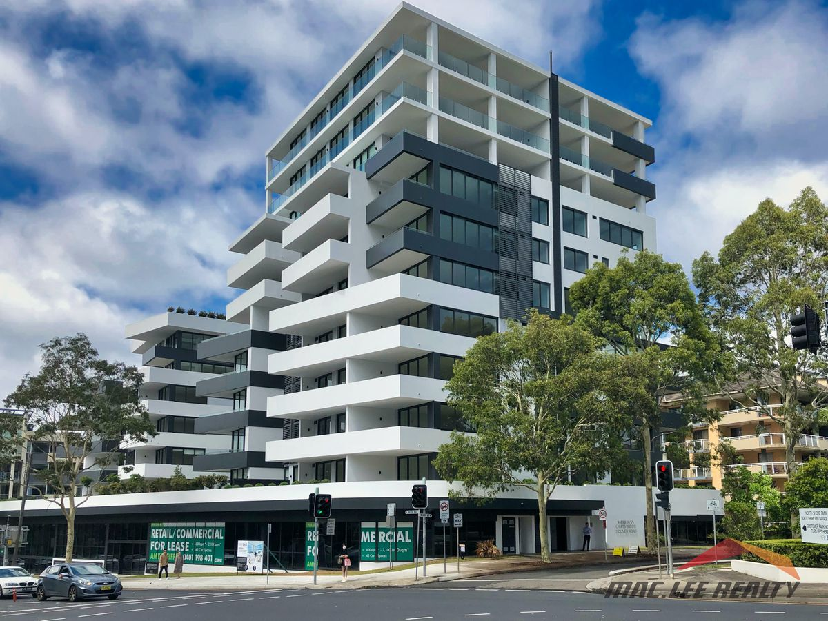 B203 / 2 Oliver Road, Chatswood