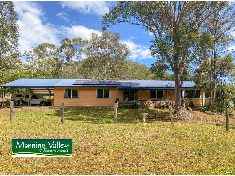 2053 Nowendoc Road, Mount George