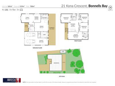21 Kona Crescent, Bonnells Bay
