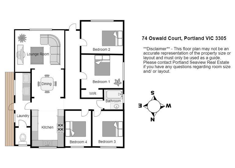 74 Oswald Court, Portland