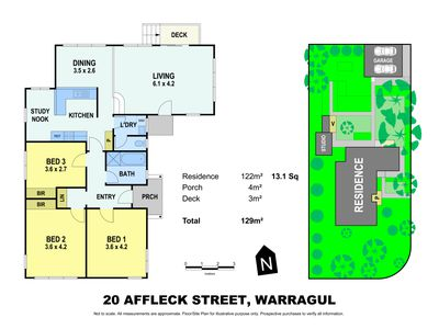 20 Affleck Street, Warragul