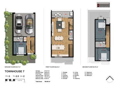 2-7 / 11 Pascoe Street, Pascoe Vale