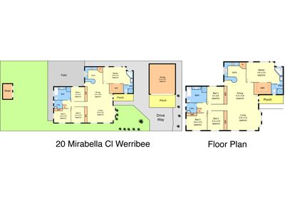 20 Mirabella Close, Werribee