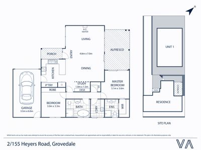 2 / 155 Heyers Road, Grovedale