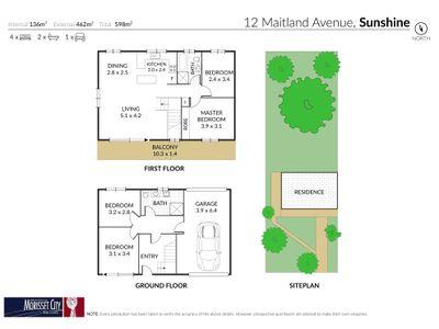12 Maitland Avenue, Sunshine