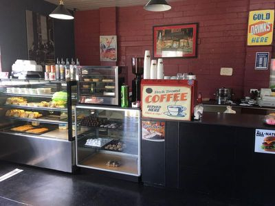Industrial Cafe and Takeaway Business For Sale