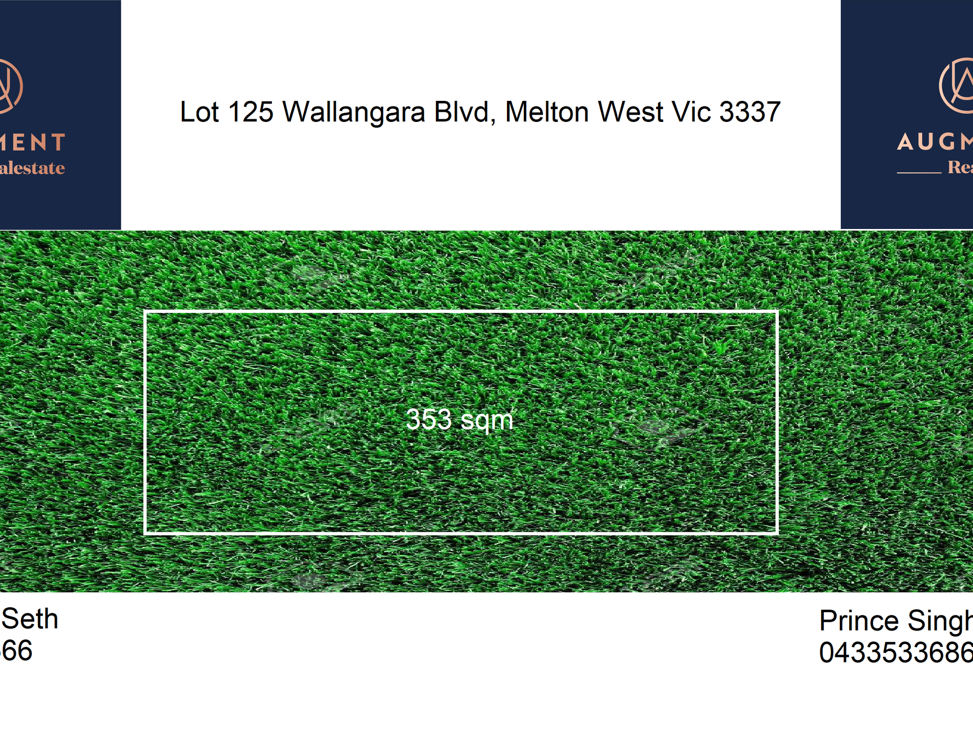 Lot 125, Wallangara Blvd, Melton West