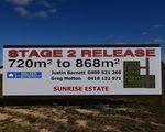 Lot 222, Sunrise Estate, Kyabram