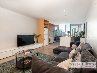 1313 / 555 Flinders Street, Melbourne