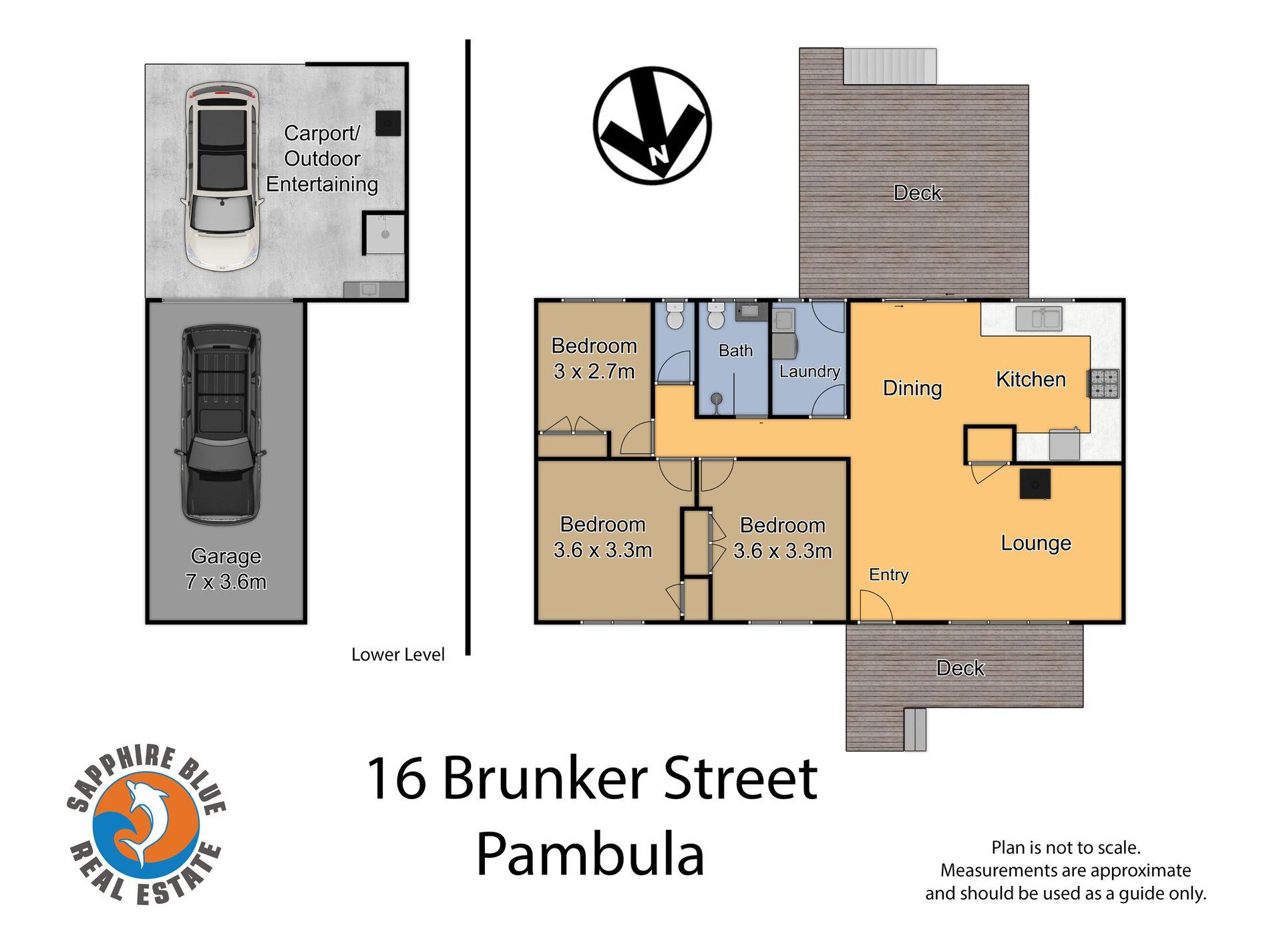 16 Brunker Street, Pambula