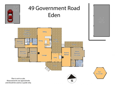 49 Government Road, Eden