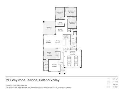 21 Greystone Terrace, Helena Valley