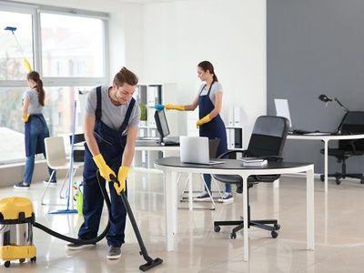 XKR2020069 Well-known commercial cleaning company for sale