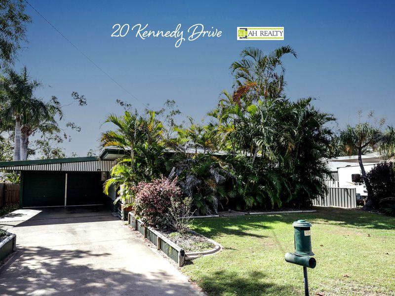 20 Kennedy Drive, Moranbah