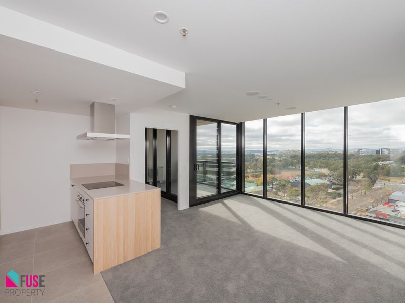 1001 / 4 Grazier Lane, Belconnen