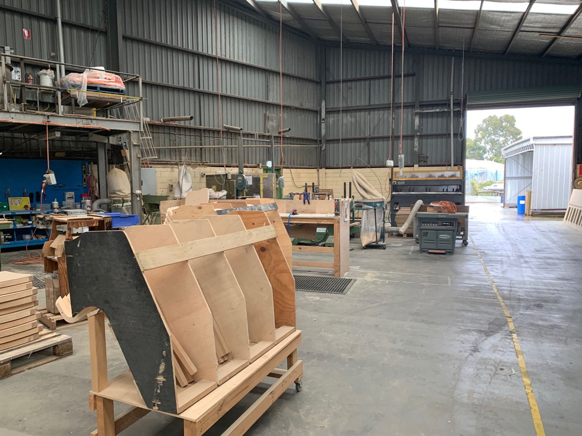 Furniture Manufacturing and Wholesale Business for Sale