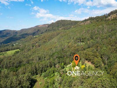 Eagles Nest / 615  Mount Scanzi Road, Kangaroo Valley