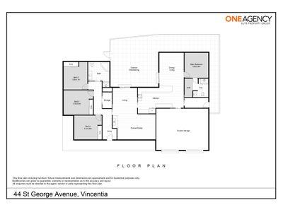 44 St George Avenue, Vincentia