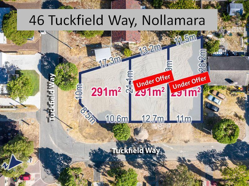 46 (Lot 1) Tuckfield Way, Nollamara