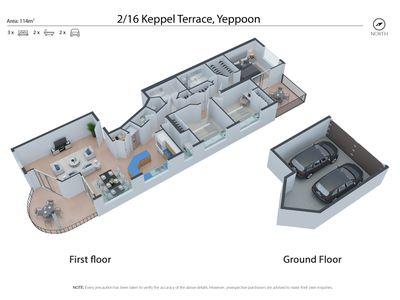 2 / 16 Keppel Terrace, Yeppoon